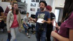 Lire la suite: Work shop pellicule : merci Bruno Bouchard !